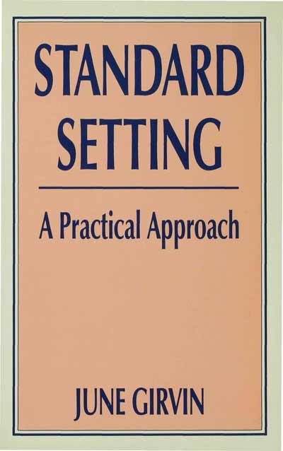Standard Setting
