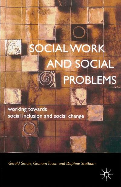 Social Work and Social Problems