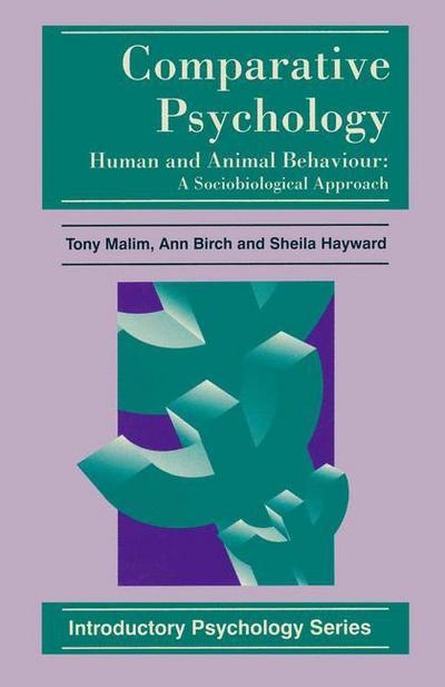 Comparative Psychology - Ann Birch|Sheila Hayward|Tony Malim