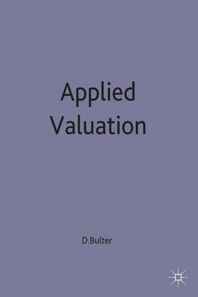 Applied Valuation