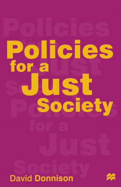 Policies for a Just Society