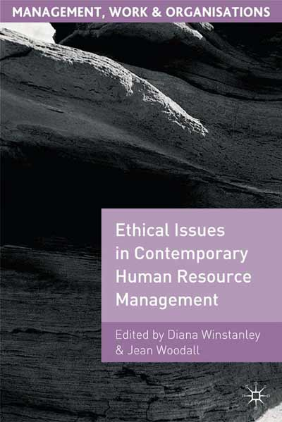 aspects of contemporary issues in management Diana winstanley is lecturer in human resource management at imperial college management school she has researched widely on management development, stakeholder management, performance management and ethical aspects of human resource management.