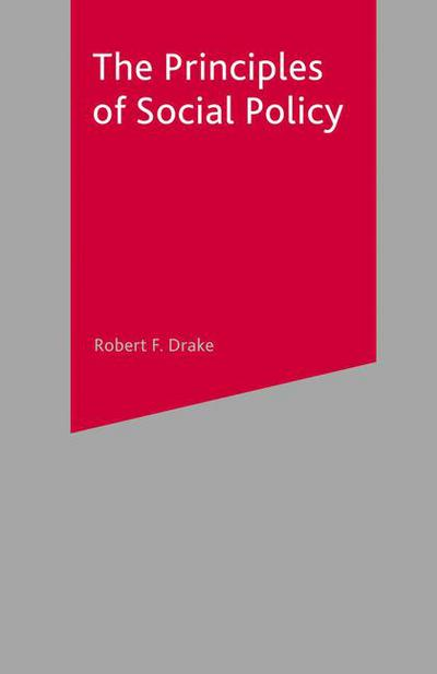 The Principles of Social Policy