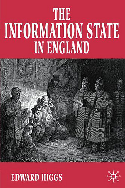The Information State in England