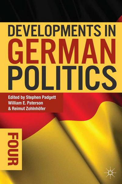 Developments in German Politics 4