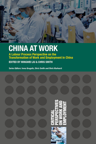 Critical Perspectives on Work and Employment - Palgrave