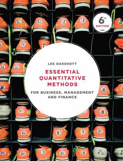 Essential Quantitative Methods