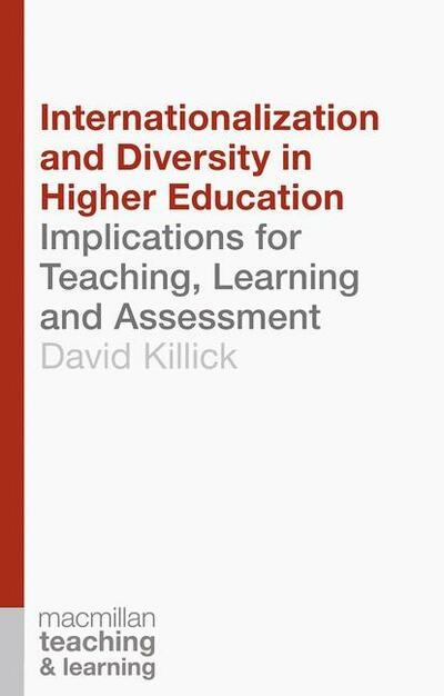 Book cover for Internationalization and Diversity in Higher Education