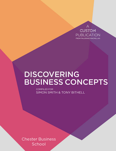 Discovering Business Concepts