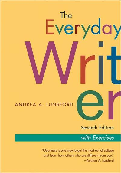 The Everyday Writer, Exercise Version