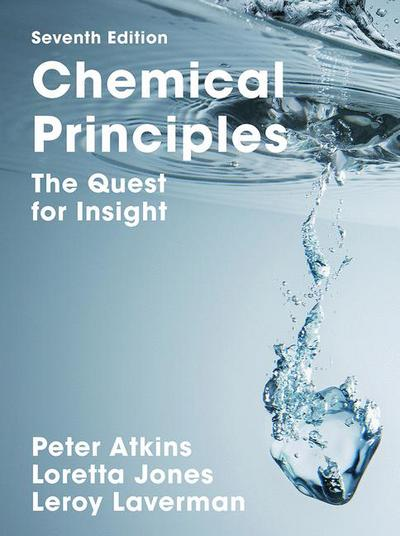 Chemical Principles - Peter Atkins|Loretta Jones|Leroy