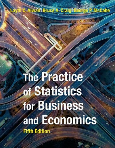 The Practice of Statistics for Business and Economics SaplingPlus