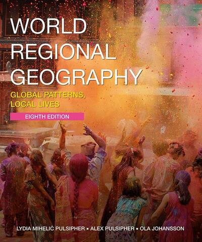 World Regional Geography SaplingPlus