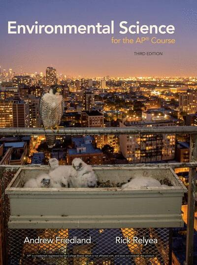 Environmental Science for the AP® Course 3rd Edition