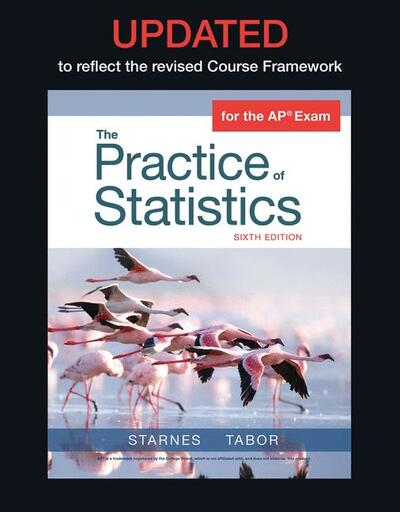 UPDATED Version of The Practice of Statistics (Teachers Edition)