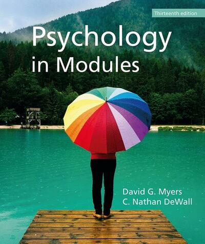 Psychology in Modules