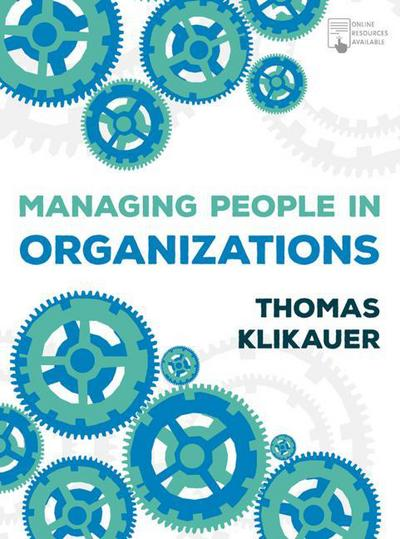 Managing People in Organizations