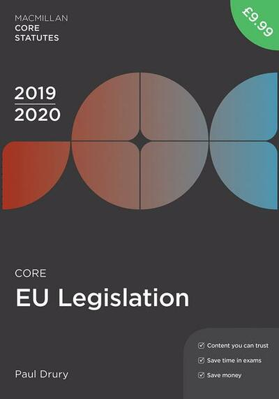 Core EU Legislation 2019-20