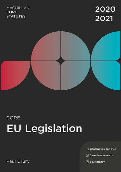 Core EU Legislation 2020-21