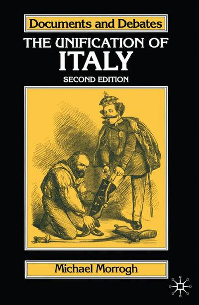 an introduction to the explanation of the unification of italy Unlike most editing & proofreading services, we edit for everything: grammar, spelling, punctuation, idea flow, sentence structure, & more get started now.