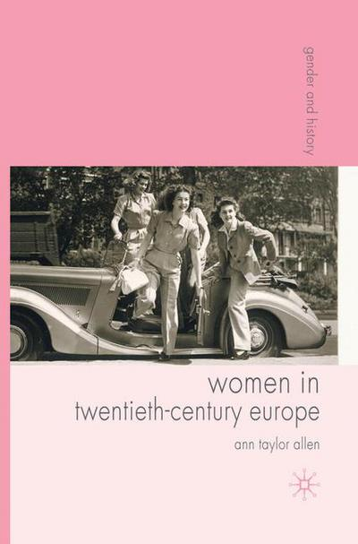 Women in Twentieth-Century Europe