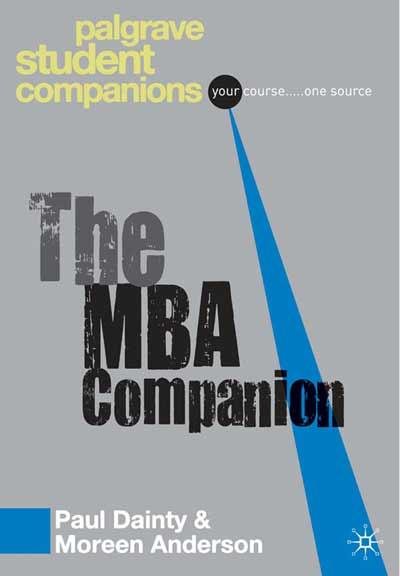 The MBA Companion