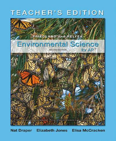 Teacher's Edition for Environmental Science for AP*