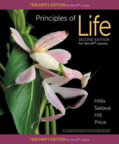 Teacher's Edition for Principles of Life (High School)
