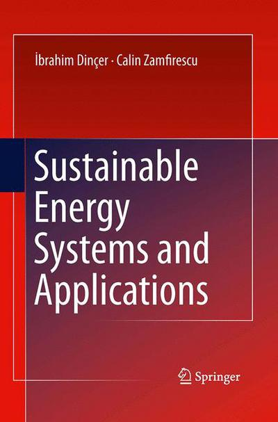 Sustainable Energy Systems and Applications