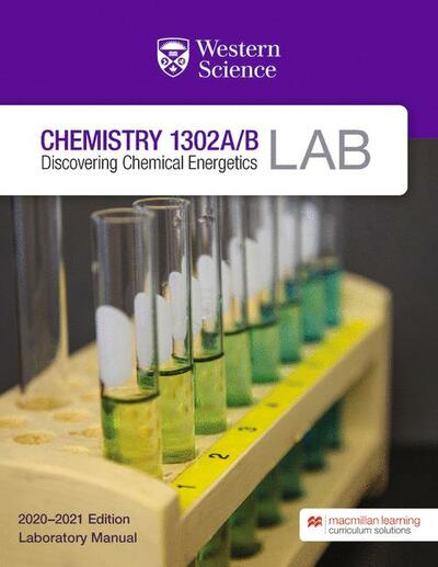 Chemistry 1302A/B Laboratory Manual