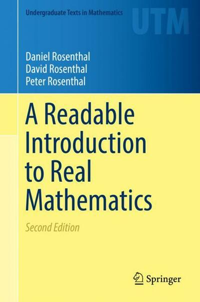 A Readable Introduction to Real Mathematics