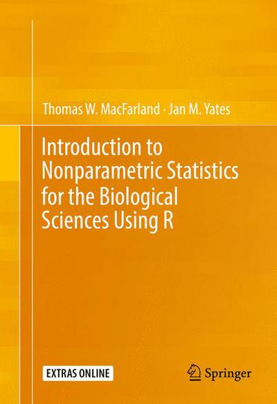 Introduction to Nonparametric Statistics for the Biological Sciences Using R