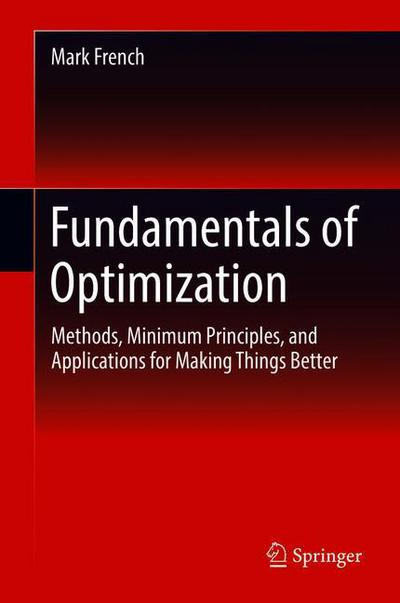 Fundamentals of Optimization