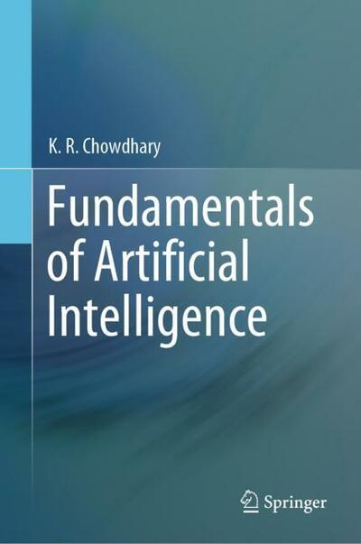 Fundamentals of Artificial Intelligence