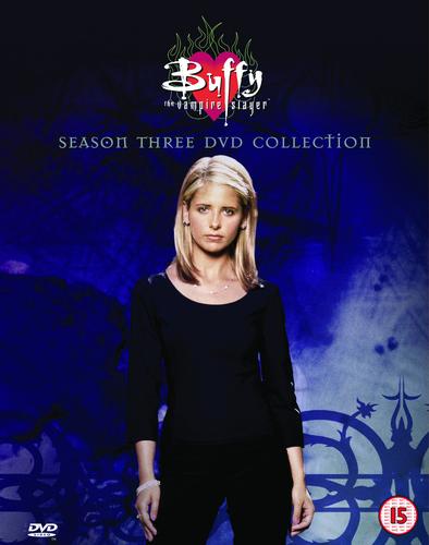 Buffy the Vampire Slayer: Season 3 DVD (2001) Sarah ...