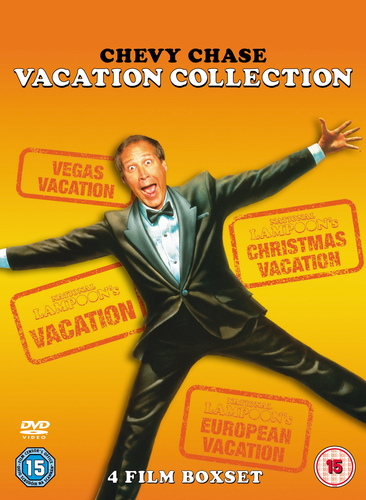 National Lampoon's Vacation Collection DVD (2005) Chevy