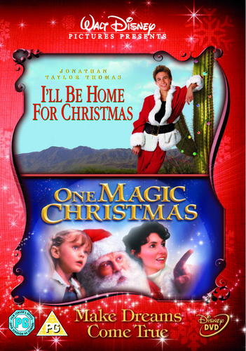 Ill Be Home For Christmas Dvd.Details About I Ll Be Home For Christmas One Magic Christmas Dvd 2005 Jonathan Taylor