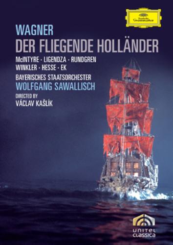 Der Fliegende Hollander: Bavarian State Orchestra (Sawallisch) DVD (2008)
