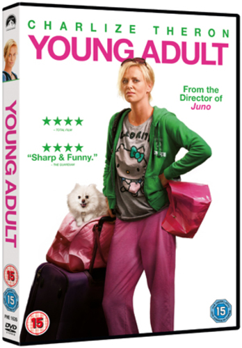 Dvd art Adult cover