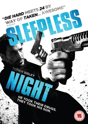 Sleepless Night DVD (2015) Tomer Sisley, Jardin (DIR) cert ...