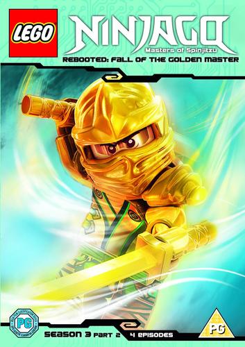 LEGO Ninjago - Masters of Spinjitzu: Season 3 - Part 2 DVD ...