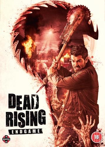 Dead Rising Endgame Dvd 2016 Jesse Metcalfe Williams Dir