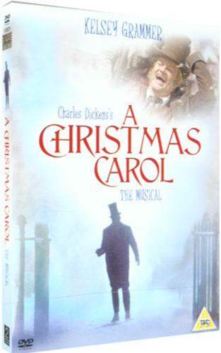 A Christmas Carol - The Musical DVD (2007) Kelsey Grammer, Seidelman (DIR) cert | eBay