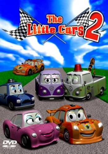 The Little Cars 2 Dvd 2011 Cert U Value Guaranteed From Ebay S