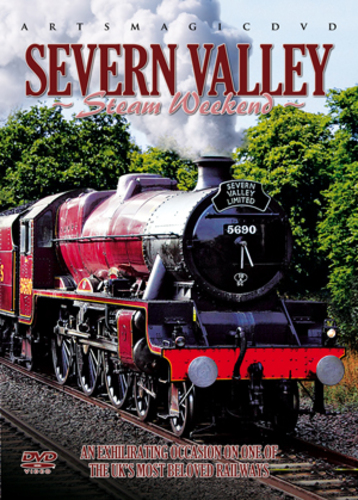 Severn Valley Steam Weekend DVD (2012) ***NEW***