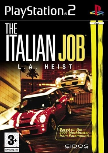 The Italian Job: LA Heist (PS2) VideoGames