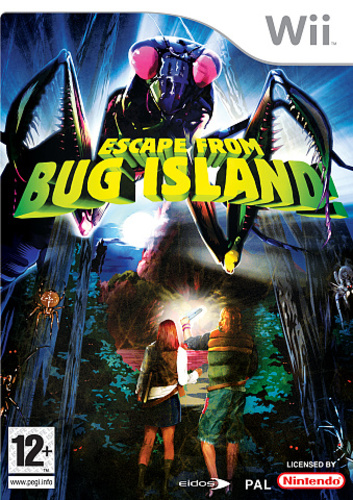 Escape From Bug Island (Wii) VideoGames