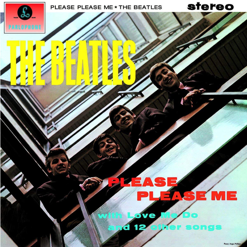 The-Beatles-Please-Please-Me-Vinyl-12-034-Album-2012-NEW-Amazing-Value