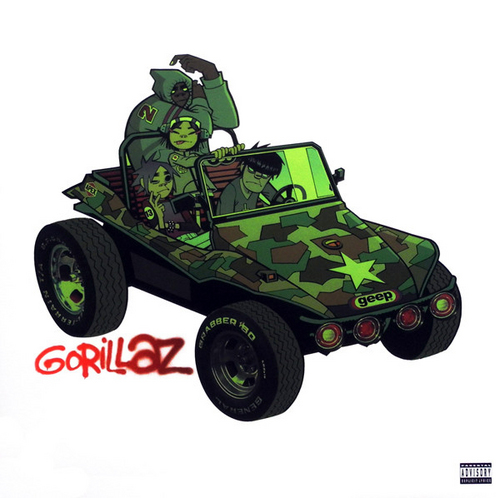 "Gorillaz : Gorillaz Vinyl 12"" Album (Gatefold Cover) 2 discs (2001) ***NEW***"