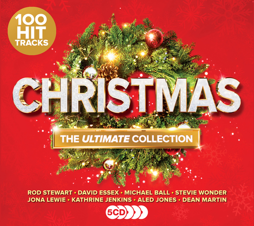 Ultimate Christmas Collection: Various Artists : Christmas: The Ultimate Collection CD